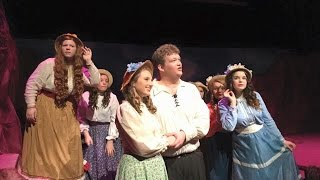 The Pirates of Penzance (Act I) - Louisiana College Departments of Theater & Opera