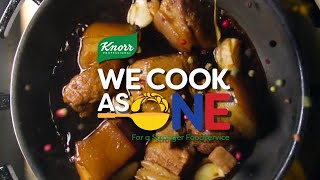 We Cook As One  Knorr Professional