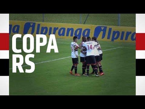 GOLS #MADEINCOTIA: COPA RS - INTERNACIONAL 1X2 SPFC | SPFCTV