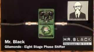 Mr. Black Gilamondo Phaser - Eight Stage Phase Shifter by Mr. Black
