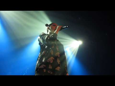 """Bishop Briggs """"Never Tear Us Apart"""" (INXS Cover) - Music Hall of Williamsburg, New York 12/11/2017"""