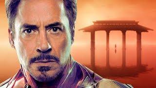 ALTERNATE DELETED Ending For Tony Stark REVEALED By Marvel - Avengers Endgame