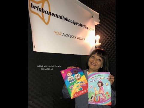 Tribal Kids Club creator - Roushini