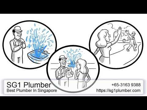 24 hour Plumbing Services Singapore  - SG1 Plumber