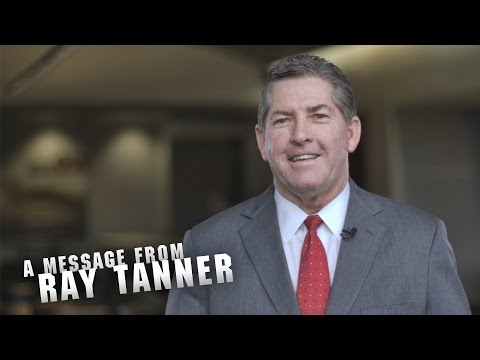 A message from Ray Tanner