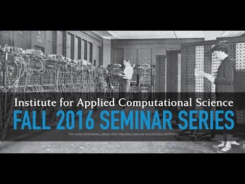 11/11 IACS SEMINAR: Random Sampling: From Surveys to Big Data