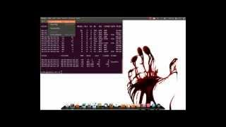 HOW TO HACK WIFI WEP UBUNTU AIRCRACK-NG - FAST