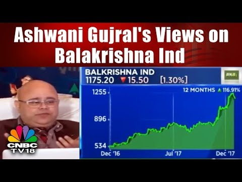 Ashwani Gujral's Views on Balakrishna Ind, NBCC | CNBC TV18