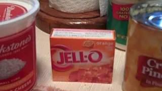 Jello Cottage Cheese Dessert
