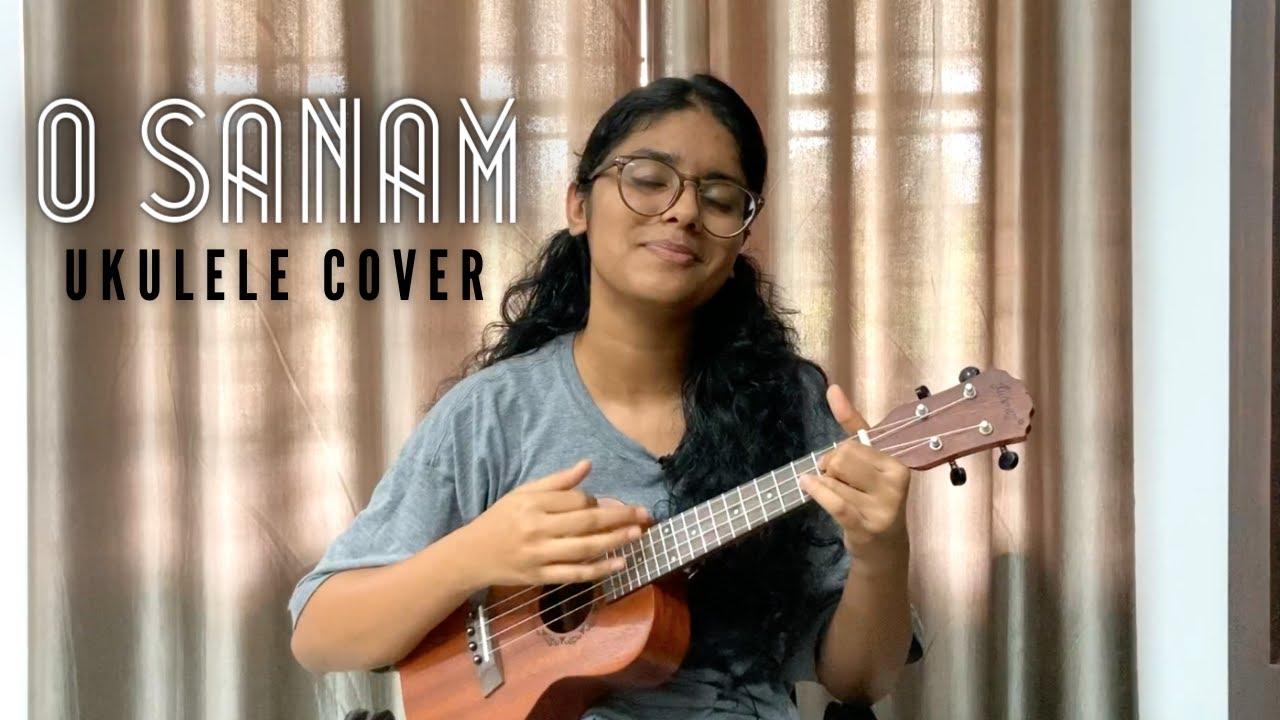 O Sanam | Lucky Ali | Ukulele Cover | Chiara & Darren