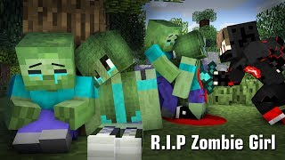 Zombie Sad Life Episode 3 - Minecraft Animation