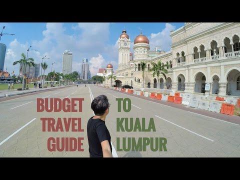 Kuala Lumpur 吉隆坡 On A Budget [Vlog Travel Guide 2]