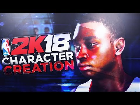 NBA 2K18 CHARACTER CREATION! DEADLY DUAL ARCHETYPE BUILD