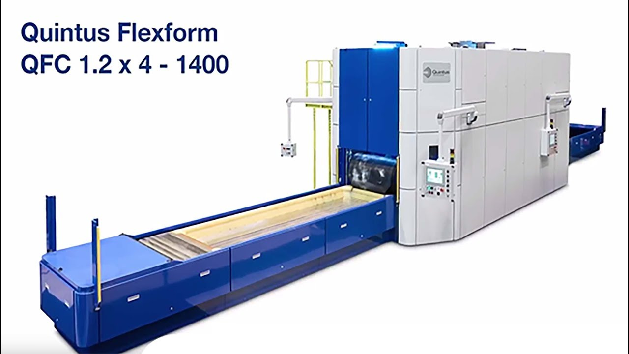 Flexform™ Press type QFC 1.2x4-1400