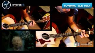 I Miss You BLINK 182 Acoustic Cover Tutorial Christianvib Demo