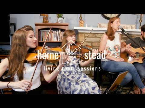 """""""Keep Breathing"""" (Ingrid Michaelson Cover) / ATLYS & Homestead Collective // Living Room Session #7"""