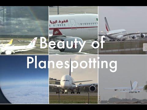 Beauty Of Plane Spotting - Aviation Short Film