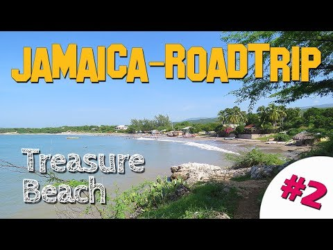 TREASURE BEACH / Jamaica-Roadtrip #2