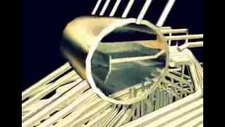 Устройство барабанного котла