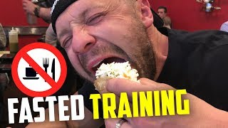 Is Fasted Training Okay? | Tiger Fitness