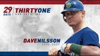 Dave Nilsson MLB Highlights
