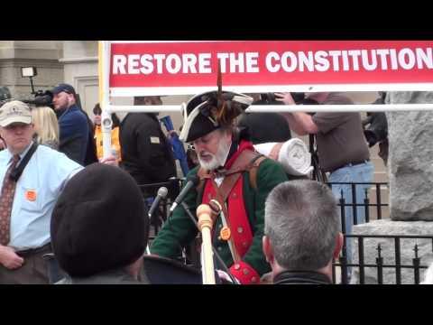 Georgia State Capital Gun Rights Rally, Feb 8th, 2013