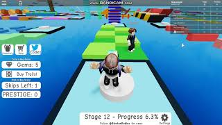 | ROBLOX| Mega Fun Obby with MR. GHL