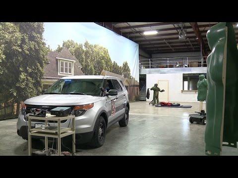 Movie set built to revolutionize law enforcement training in Waukesha
