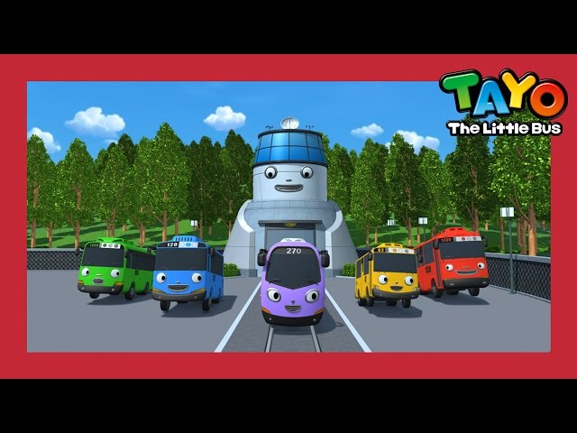 Tayo the Little Bus is coming with SEASON 4! l Tayo the Little Bus