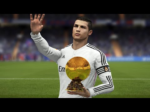 "FIFA 16 CRISTIANO RONALDO ""Ballon d'Or 2014"" TRIBUTE"