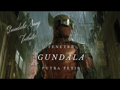 GUNDALA SONG TRIBUTE By Fenetre - Gundala Putra Petir #GundalaSongTribute