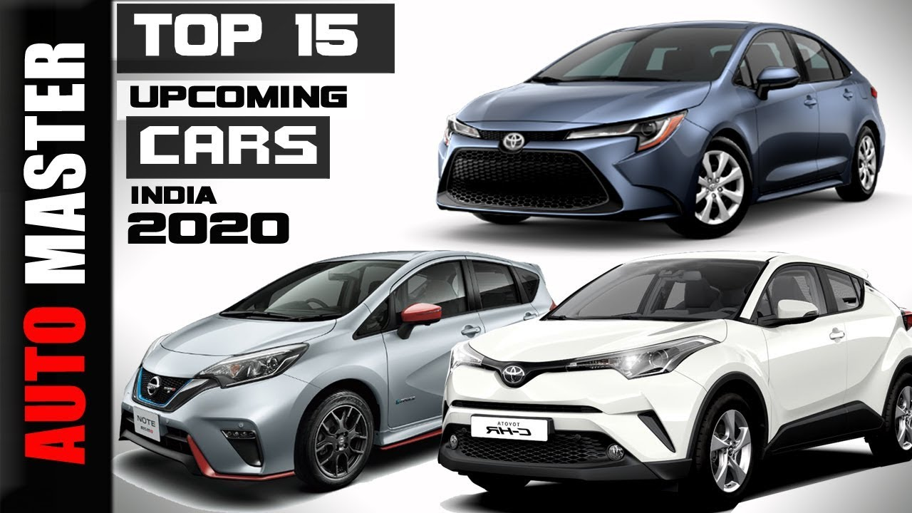 top 15 upcoming cars in india 2020 with price