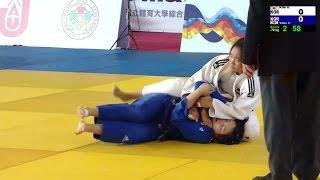 Japanese women's judo 3