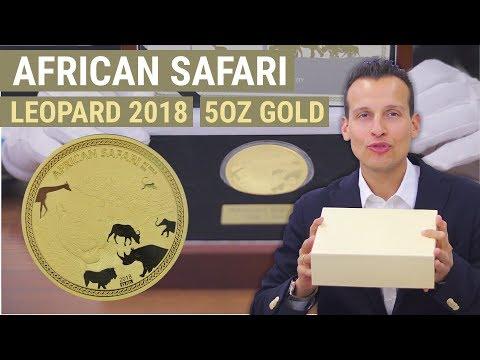 5 Unzen Gold