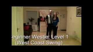 Beginner Westie (west Coast Swing) - Level 1
