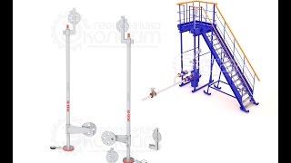 видео Оборудование для герметизации устьев скважин