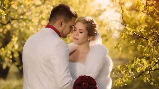 Невеста Оксана в свадебном платье от Alferova Atelier