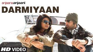 Darmiyaan Song In Anjaana Anjaani | Ranbir Kapoor, Priyanka Chopra ★Bollywood Twisters★