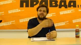 Мирослав Слабошпицкий, режиссер фильма Племя (1)
