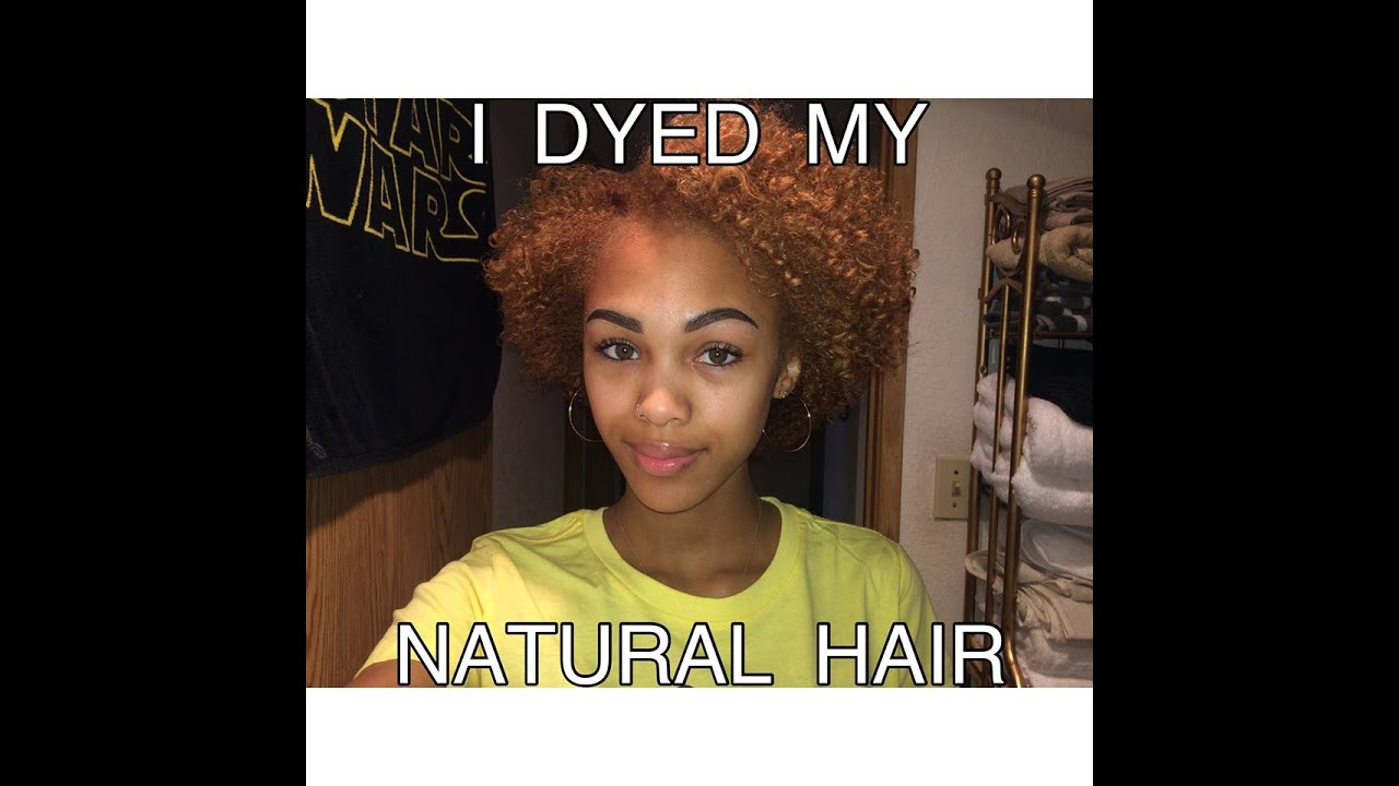 how to stop dying hair and go natural