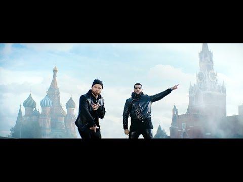 Артист посвятил президенту России клип, снятый на Красной площади