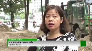 VTC14 | Hà Nội vào mùa đào đường