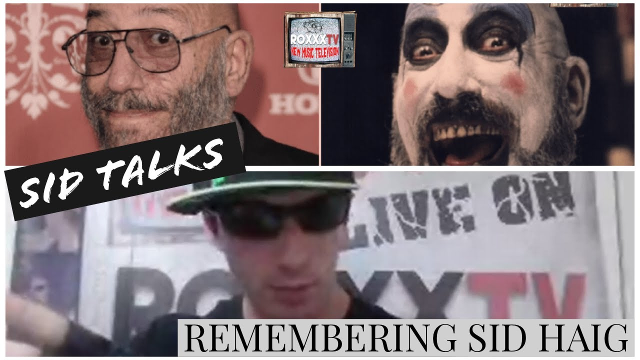 2020 Warped Tour.Sid Talks R I P Sid Haig Best Horror Films Eminem Warped Tour 2020 Predictions