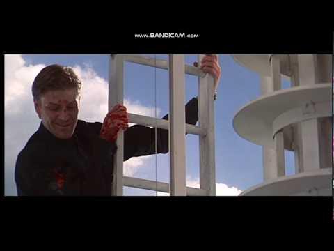 Goldeneye (1995) Final Fight Bond vs Trevelyn