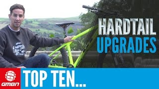 Top 10 Hardtail Set Up and Upgrades | GMBN Hardtail Week thumbnail