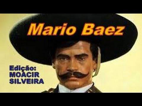 LA CUCARACHA letra e vídeo com MARIO BAEZ, vídeo MOACIR SILVEIRA