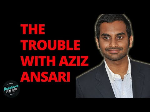 The Trouble With Aziz Ansari   Paging Dr. NerdLove
