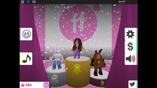"""The noob was a winner """"roblox Fashion famous"""""""