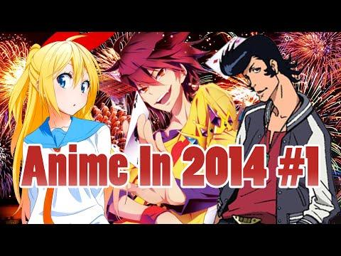 AZ: Anime in 2014 Part 1