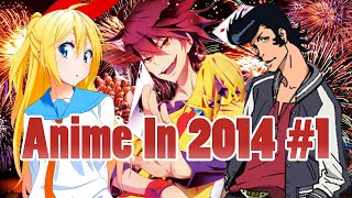 AZ: Anime in 2014 Part 1